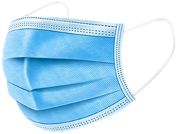 PRI Surgical 3-Ply Face Mask