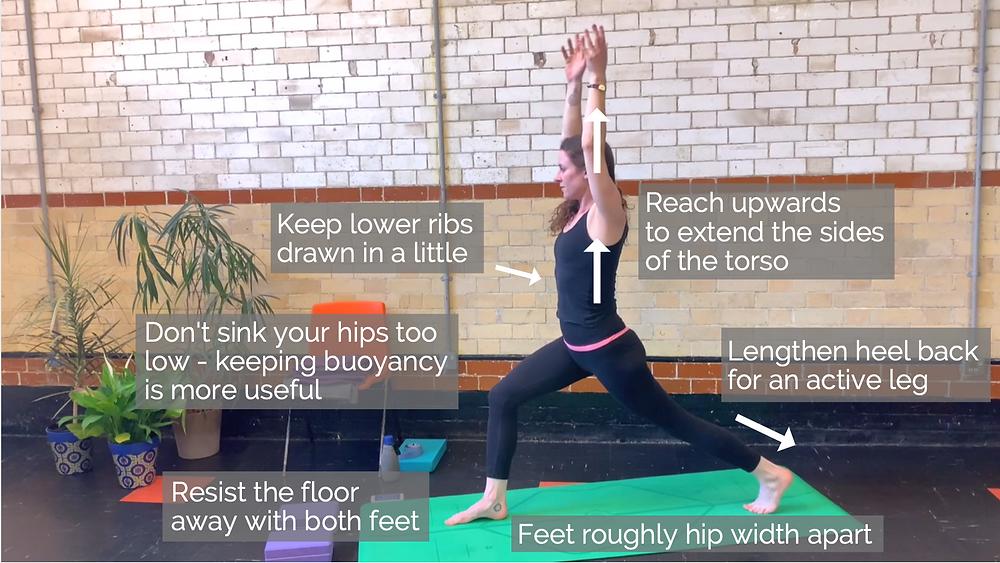 Vinyasa flow yoga tips