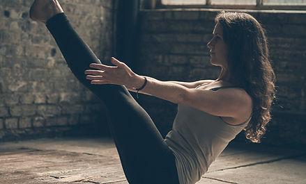 Core focus yoga workshop