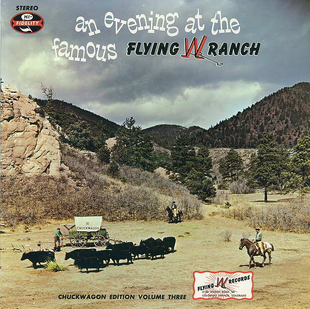 an evening at the famous Flying W Ranch
