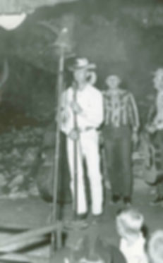 Russ Wolfe circa 1958