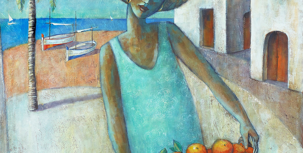 621 'THE GIRL FROM SOLLER'