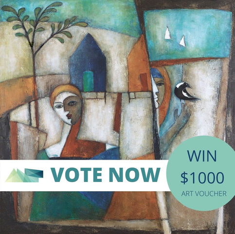 ART LOVERS AUSTRALIA ENTRY FINALIST - PRESS TO VOTE - THANK YOU Wx