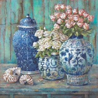 SHOP FOR - FLORAL AND STILL LIFE PRINTS