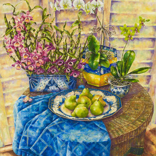 FLORAL AND STILL LIFE PAINTINGS