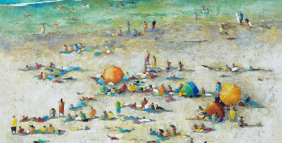 537 'SUMMER IN WHALE BEACH'