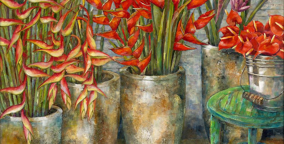 565 'FLOWERS FROM UBUD'
