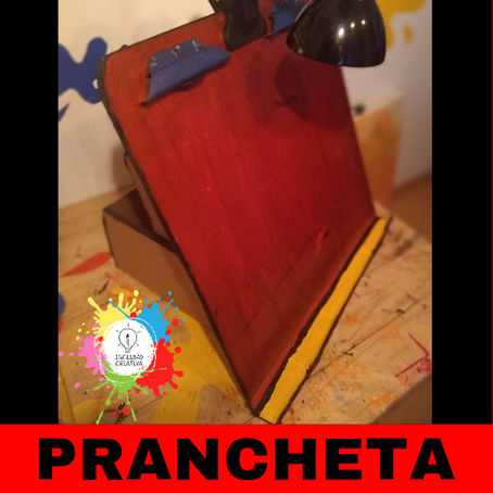 Prancheta de Desenho A3 com Plano Inclinado!!