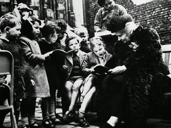 Maria Montessori e as Crianças com Deficiência!