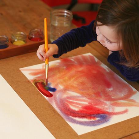 A Arte na Pedagogia Waldorf
