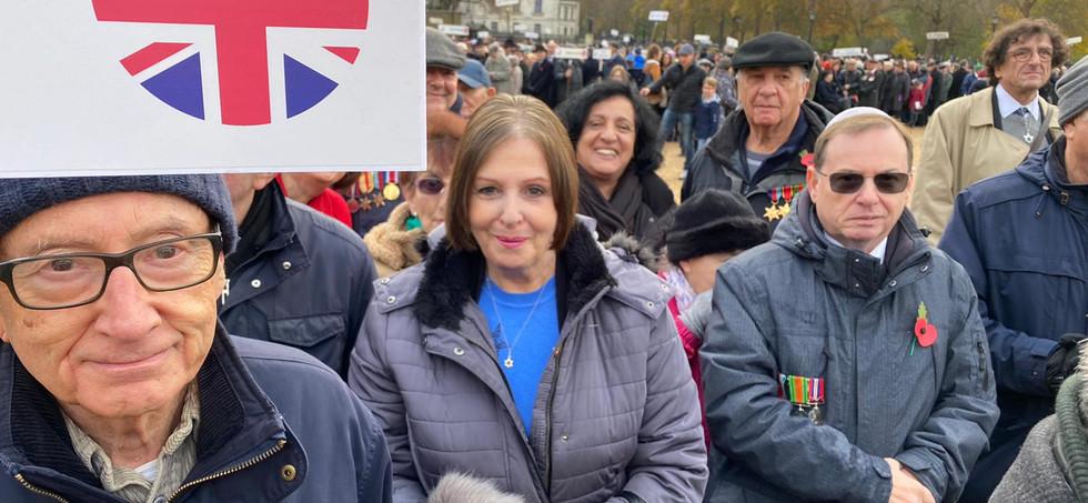 Cranbrook at Ajex Parade 2019