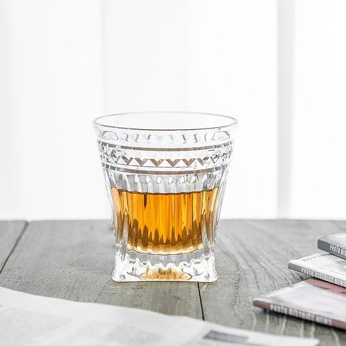 20111-240ML  Whiskey glass