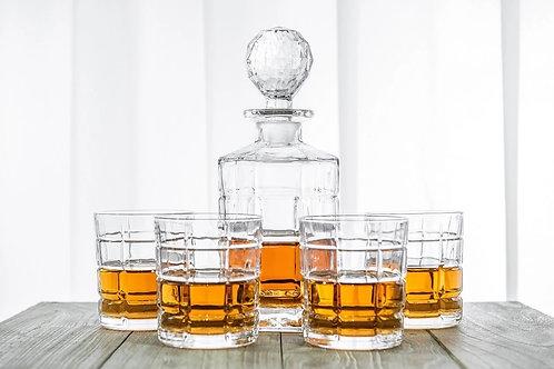 30127-900ML Whiskey bottle
