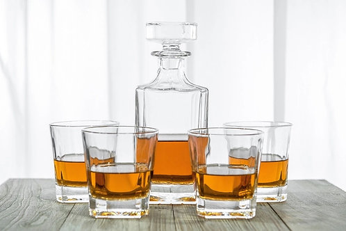30114-750ML Whiskey bottle