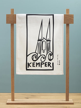 Tea Towels Les Nolwenn - Cathedral