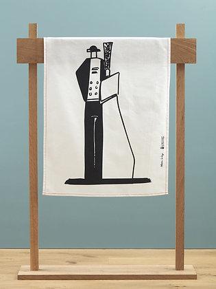 """Tea Towel """"Les Nolwenn - Couple Bigouden"""""""