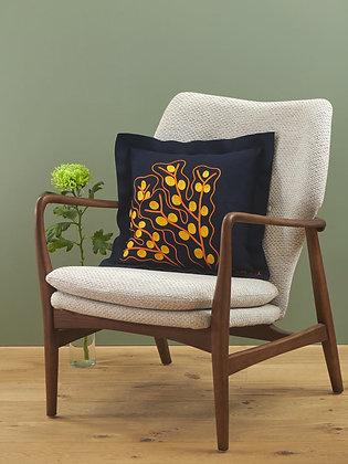 """Cushion """"Algues"""""""