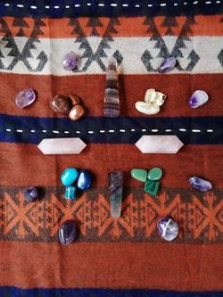 Selection of Crystals