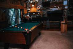 Groom suite and bunker