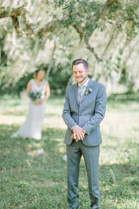 Groom and Bride Portraits