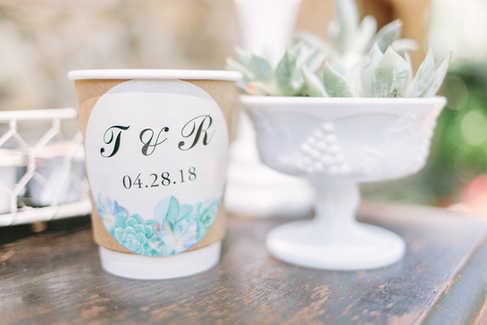 personalized coffee mugs for coffee bar
