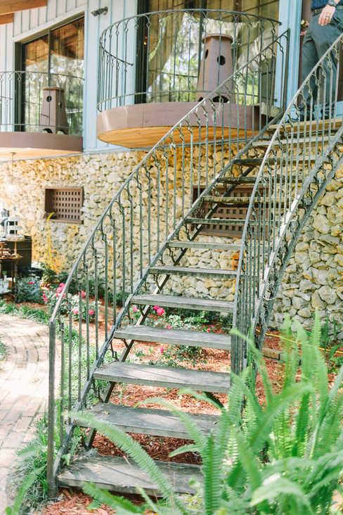 Garden Staircases