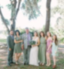 family owned florida garden wedding venue and coordinator services