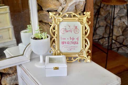 bridal vanity
