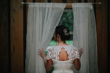 Once your ready enoy taking pictures privately in the bridal suite