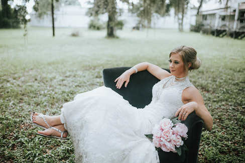 southern home wedding pictures