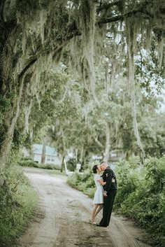 pathway wedding pictures