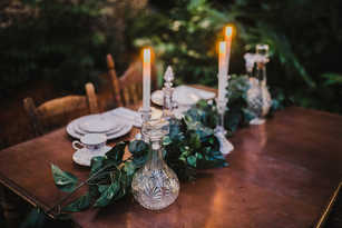antique class centerpieces