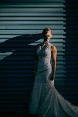 unique wedding pictures backdrop