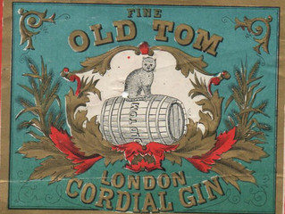 Old Tom: America's OG Gin