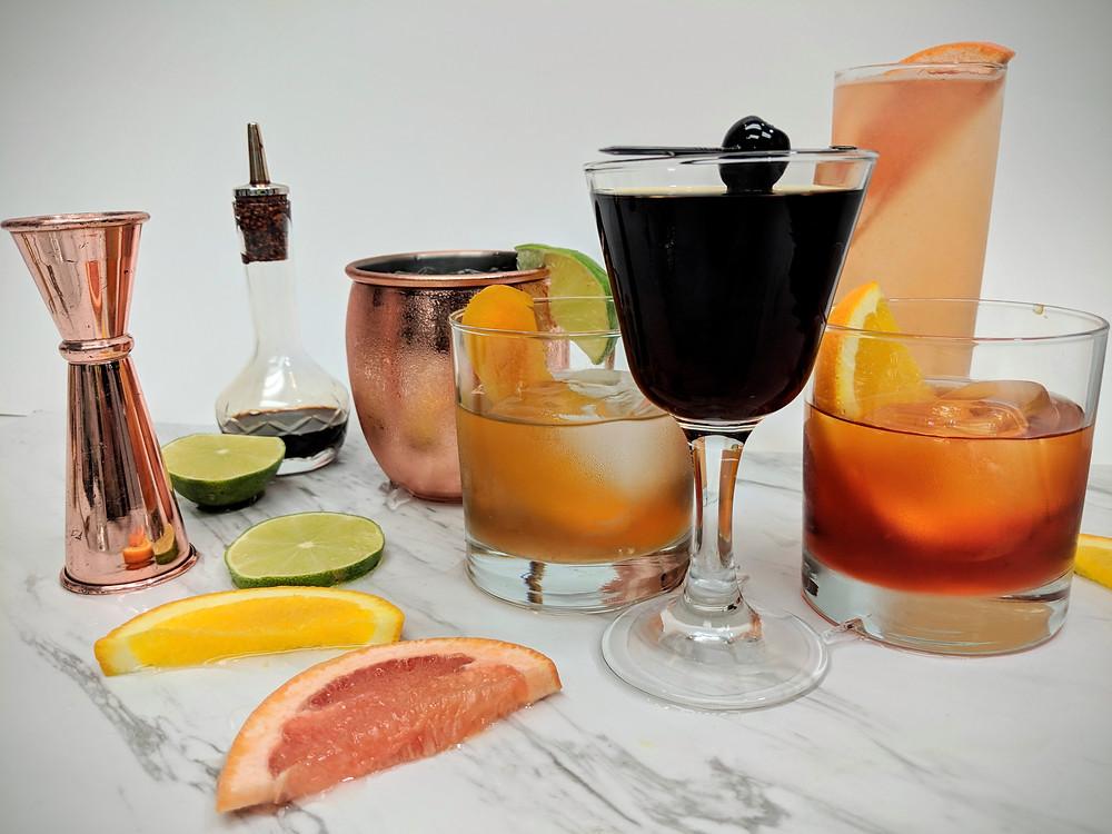 5 Classic Mezcal Cocktails