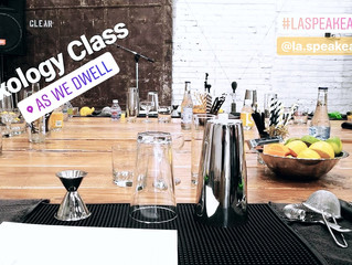 Craft Cocktail Workshop + Tasting | Sunday, March 11th @ As We Dwell