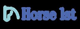Horse 1st Logo with Transparent Backgrou