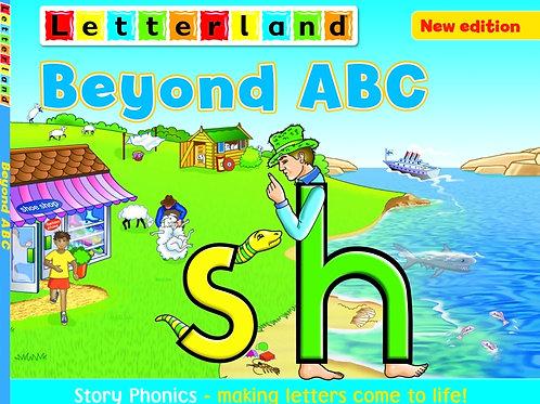 Beyond ABC Storybook