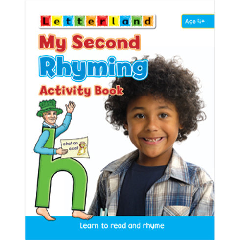 My Second Rhyming Activity Book