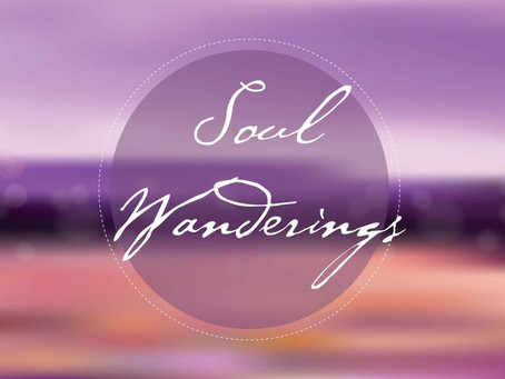 Soul Wanderings Episode 41: Rob Barnes