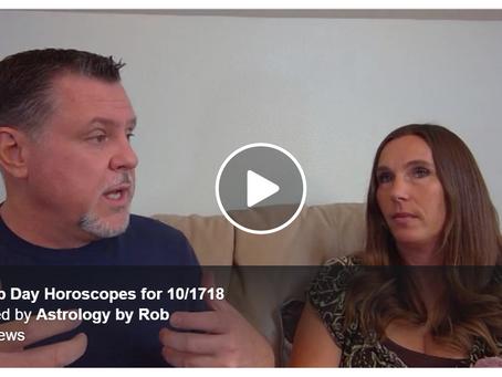 Hump Day Horoscopes 10/17/18