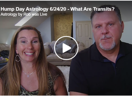 Hump Day Astrology 6/24/20 - What Are Transits?