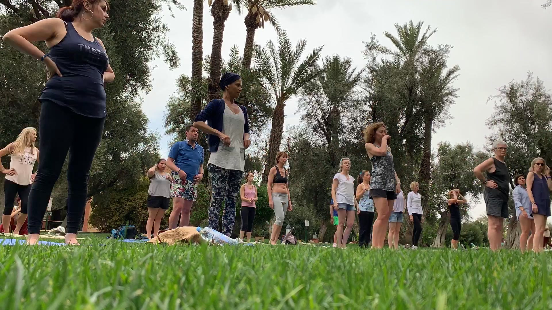 Yoga Flow ClubMed Morocco