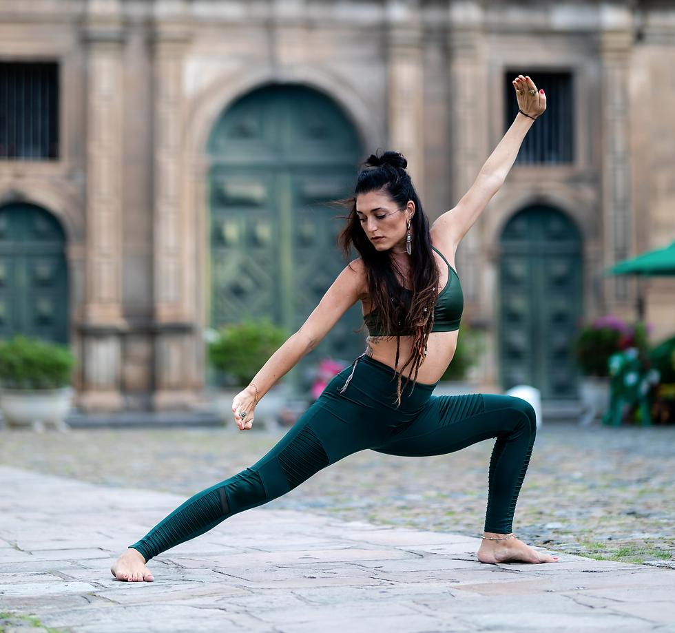 budokon yoga live