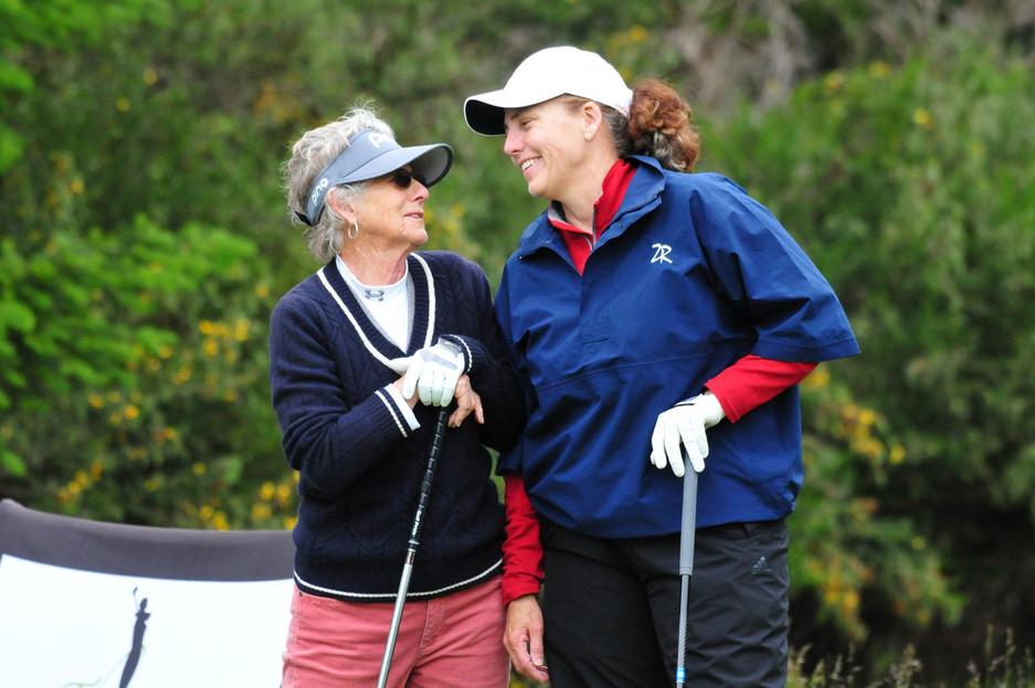 Sandra Palmer & Moira Dunn-Bohls