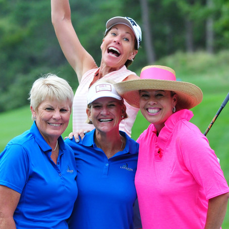 BJ's Charity Championship reunites friends McGann, Whaley for second year