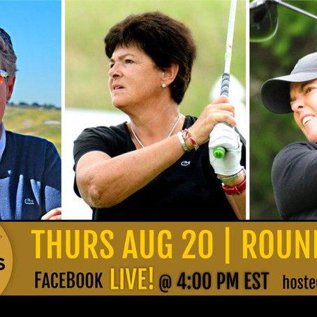 Throwback Thursday goes international with British Open round table