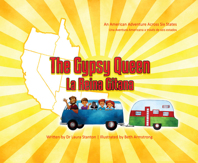 Dr. Laura Stanton publishes The Gypsy Queen / La Reina Gitana