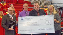 Four educators receive Teacher of the Year honors through Stanton Foundation