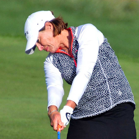 Inkster Storms Ahead at Senior LPGA Championship